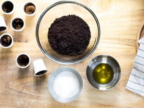 cách trắng da bằng cà phê