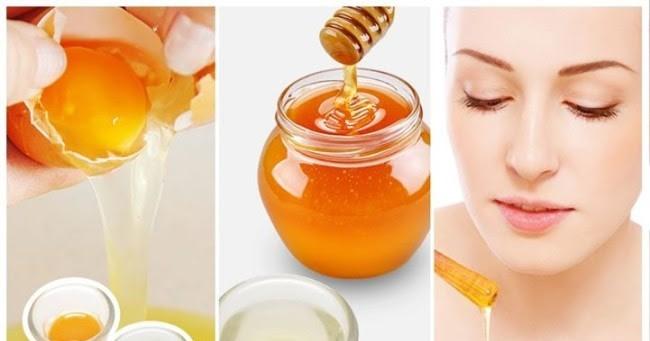 cách trắng da bằng mật ong