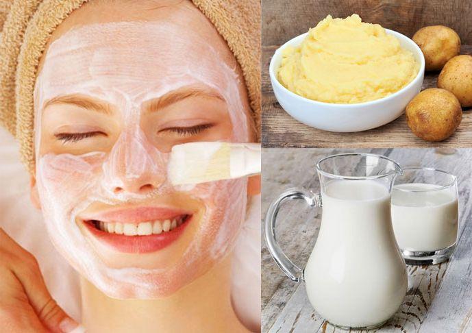 cách làm mặt nạ dưỡng trắng da